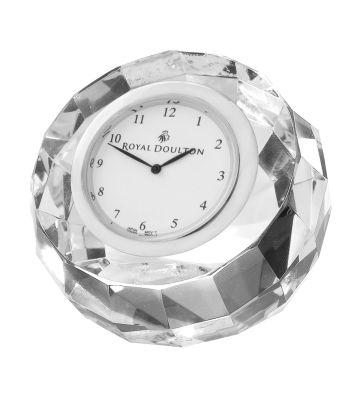 Mi Emporium - Radiance Giftware Clock Round Faceted