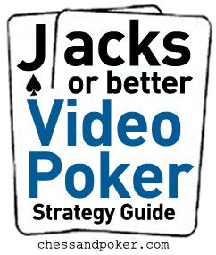 8 5 jacks or better video poker strategy