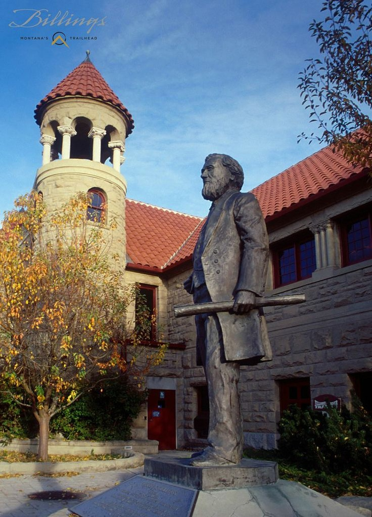 Western Heritage Center, Billings Montana #Billings #Montana
