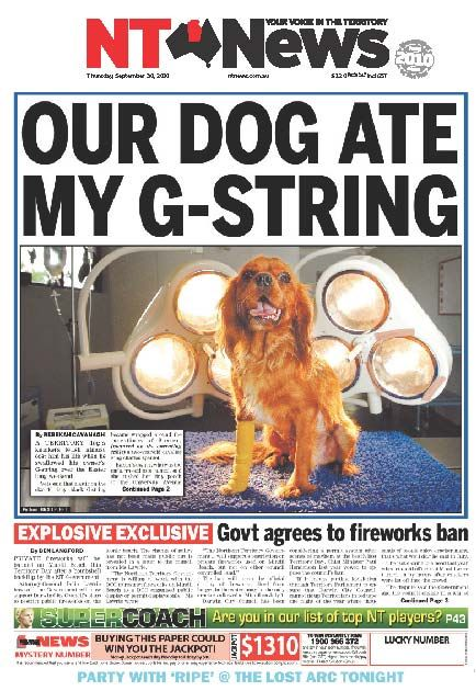 northern territory news best headlines dating