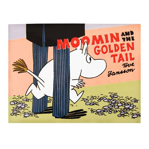 With valuable lessons laced with plenty of laughs, this Moomin book will be a beloved story among the young and old alike. Moomin and the Golden Tail Book - $9.95