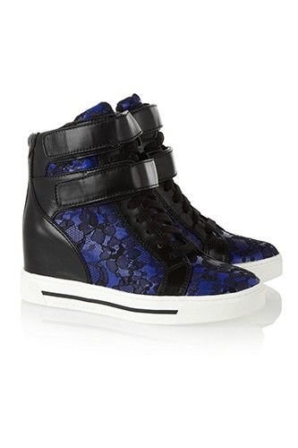 Hump Day Treat: Kick Off The Heels For These 10 High-Tops #refinery29  http://www.refinery29.com/high-tops#slide-6  ...