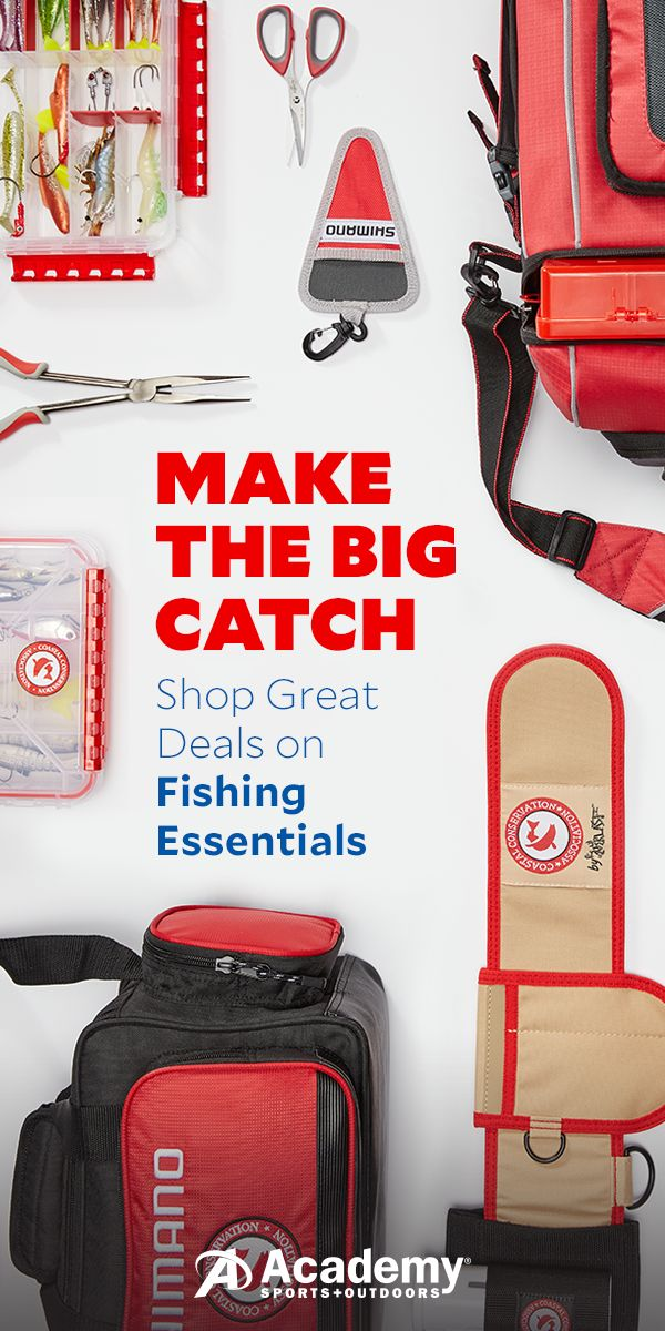 256 best fishing images on pinterest fishing fishing for Academy sports fishing