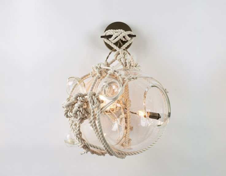 Lindsey Adelman : COLLECTION : KNOTTY : KNOTTY BUBBLES CHAIN CHANDELIER