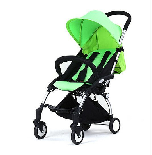 Lightweight Baby Stroller Pram Travelling Portable Carriage Wheelchair For 6-36 months