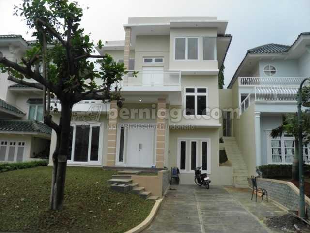 Rumah 3 lantai di Bogor. Best view home!