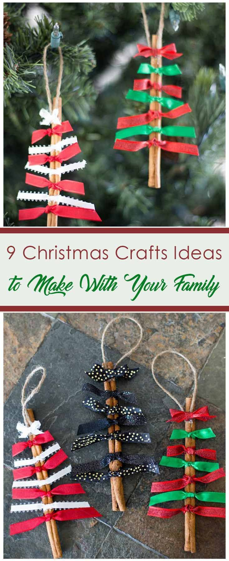 12 Amazing Christmas Gifts Ideas for Family Members | School Craft ...