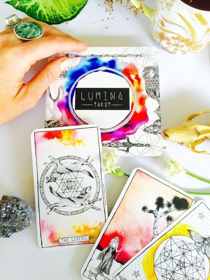 Inner Hue-  Lumina Tarot