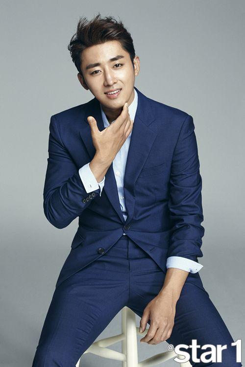 Son Ho Joon - @ Magazine May Issue '15