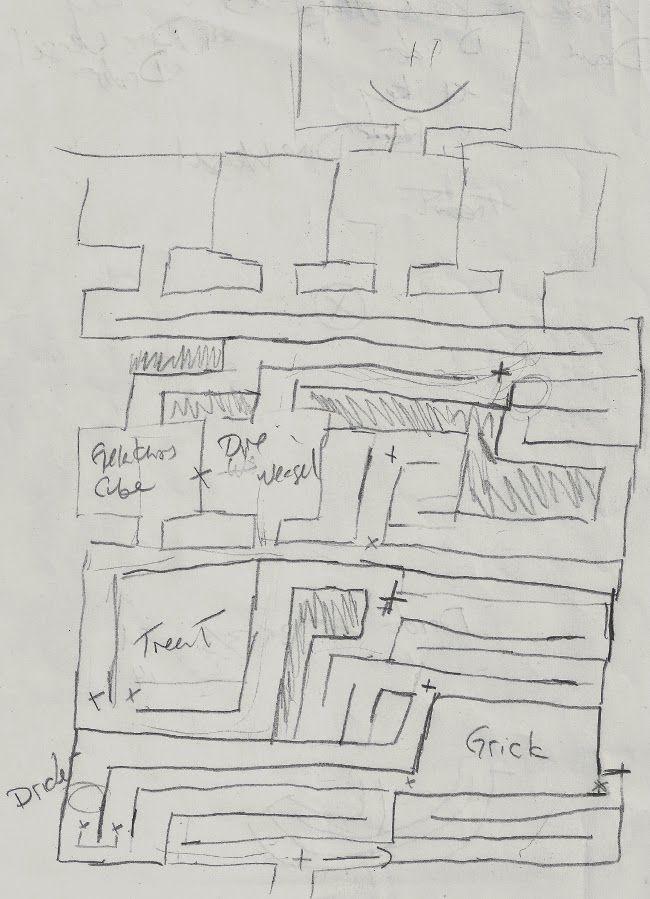 Jade Gaming News: The First Minotaur's Maze