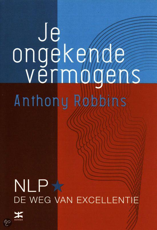 Je ongekende vermogens van Anthony Robbins bevat heel veel informatie, en leuke anekdotes. Een goed begin om meer te weten te komen over NLP.