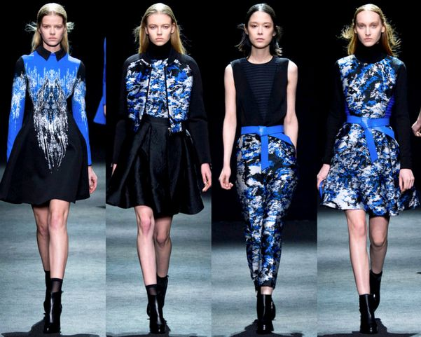 Moda Preview | Byblos Milano Otoño-Invierno 2015/2016 | MFW | http://www.modapreviewinternational.com