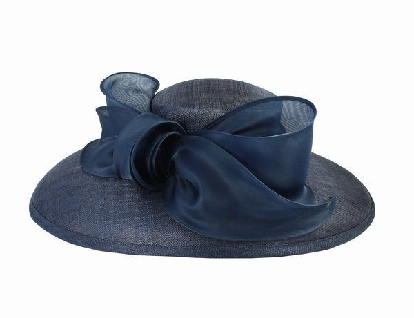 Whiteley Hats Occasion Hat - Navy
