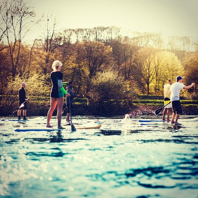 Follow our Instagram for more Adventure and Outdoor Inspiration: http://www.instagram.com/soulmush    Gestern bei dem schönen Wetter auf der Ruhr ne Runde Stand up paddeln gewesen. Super Workout- sooo viel Spass draussen zu sein.   #outdoor #outdoorlife #fit #fitness #getactiv #sun #sup #paddeln #ruhr #bochum #lifestyle #instafitness  #gesundleben