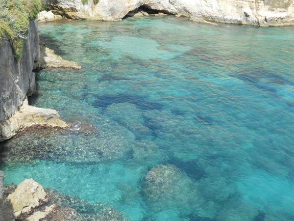 #MyPugliaExperience nelle acque cristalline del #Salento su #pinterest con @BellaLecce