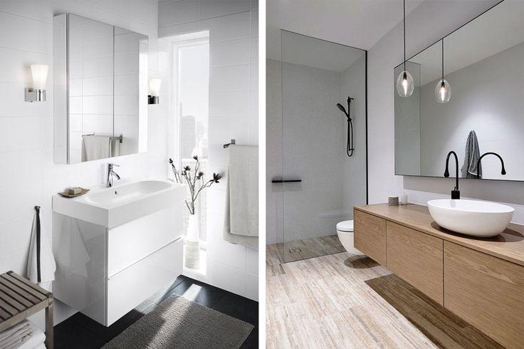 Küçük banyolar için pratik çözümler - İç Mimarlık Istanbul