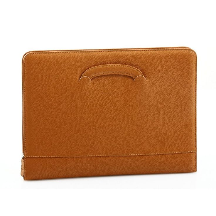 Orange Document Holder