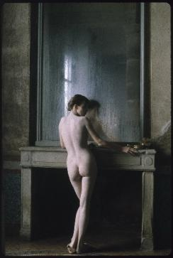 Emma felt lost in the large empty apartment-deborah turbeville