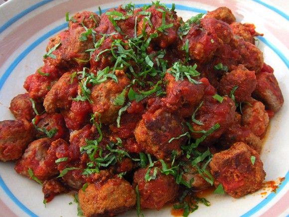 Classic Beef Meatballs Recipe — Dishmaps