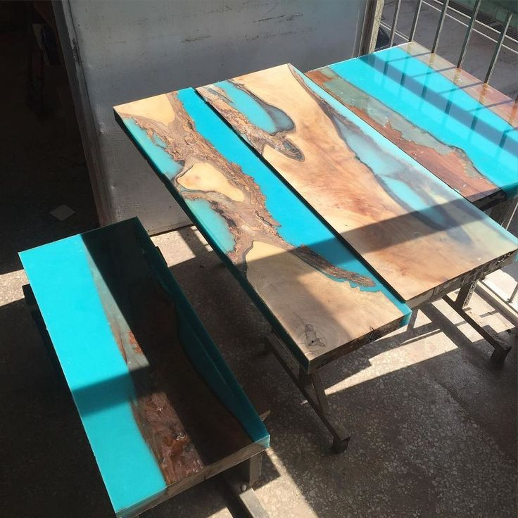 Epoxy Driftwood Table: 123 Best INLAY Images On Pinterest