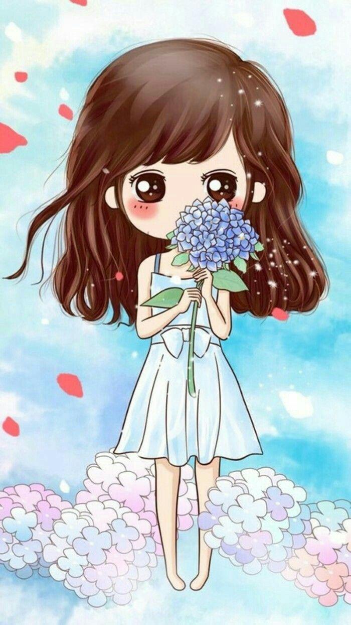 Cute Boy And Girl Cartoon Wallpaper 22 Best Chibi Images On Pinterest Chibi Girl Anime