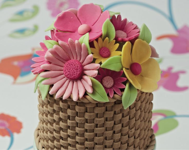 how to make marzipan flowers