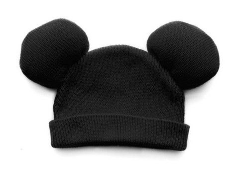 Mickey inspired Beanie - Fresh-tops.com