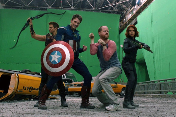 Cineast: Джосс Уидон работает над глубиной в «Мстителях 2» и человечностью в сериале «Щ.И.Т.»