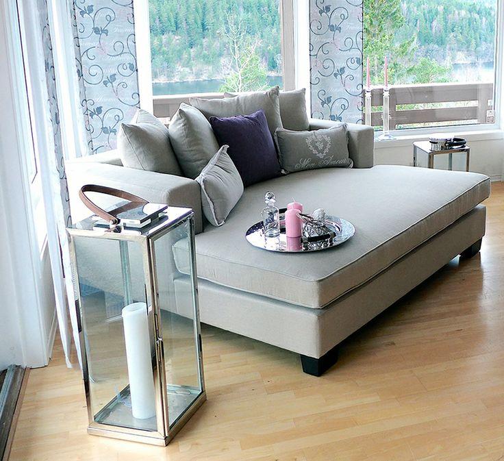 Behagelig Daybed. www.krogh-design.no