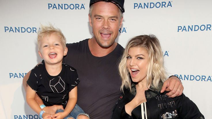 Fergie says it was 'getting weird' pretending to be with Josh Duhamel before announcing split