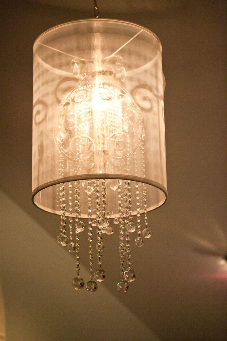 Family room chandelier
