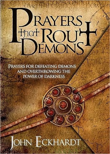 ...THIS BOOK WAS GIVEN TO ME AND WITH THE POWER OF OUR LORD & SAVIOR OPENED MY SPIRITUAL EYES TO THE TRUTHS ABOUT DELIVERANCE AND SPIRITUAL WARFARE.