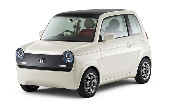 Honda ev-n concept car Honda, hurry up and make this! Great modern N360.