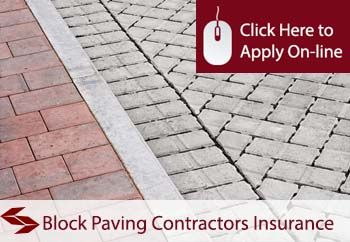 block paving contractors liability insurance in Gibraltar