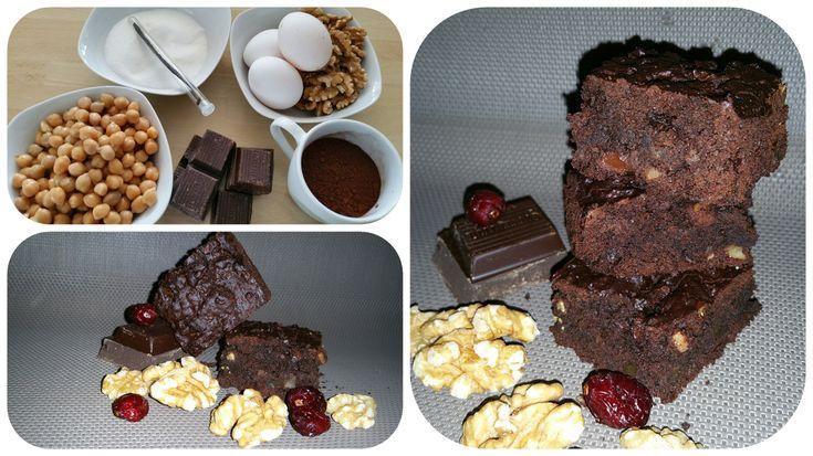 """#4 """"Ein Sonntag ohne Kuchen ist kein Sonntag"""" – Schokoladige Brownies mit Walnüssen Diesen Sonntag sollte es experimentelle Schokobrownies mit Walnüssen geben. Es wurde die schmer…"""