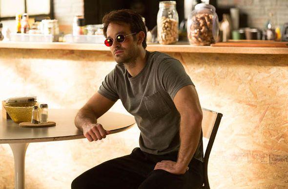 Charlie Cox as Matt Murdock in Daredevil