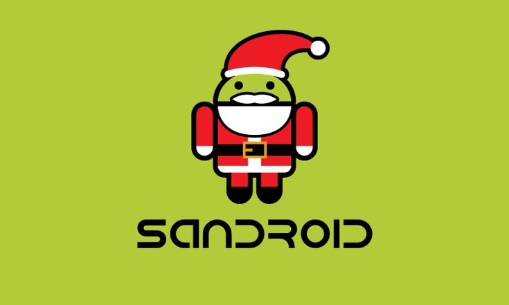 Android Christmas | StockLogos.com