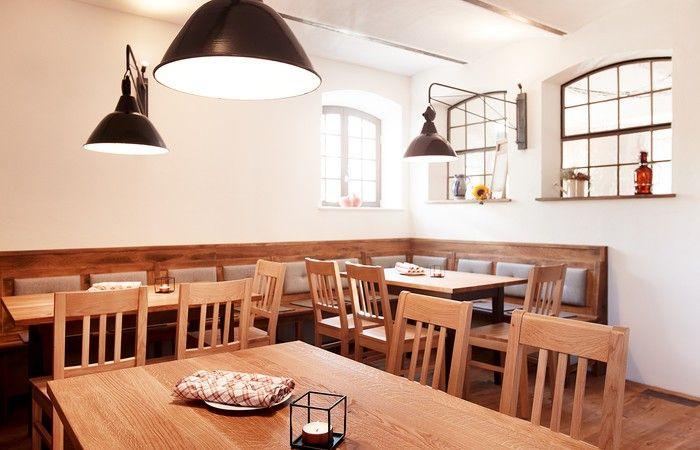 Innenarchitektur Gastronomie Restaurant Gasthaus Design Lokaleinrichtung Produktdesign Inneneinrichtung Innenarchitektur