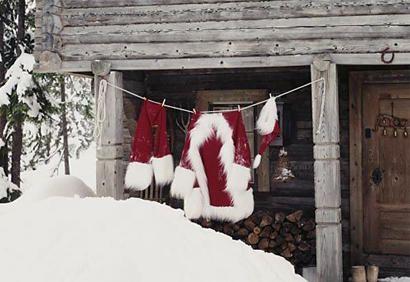 Décorations extérieures pour Noël
