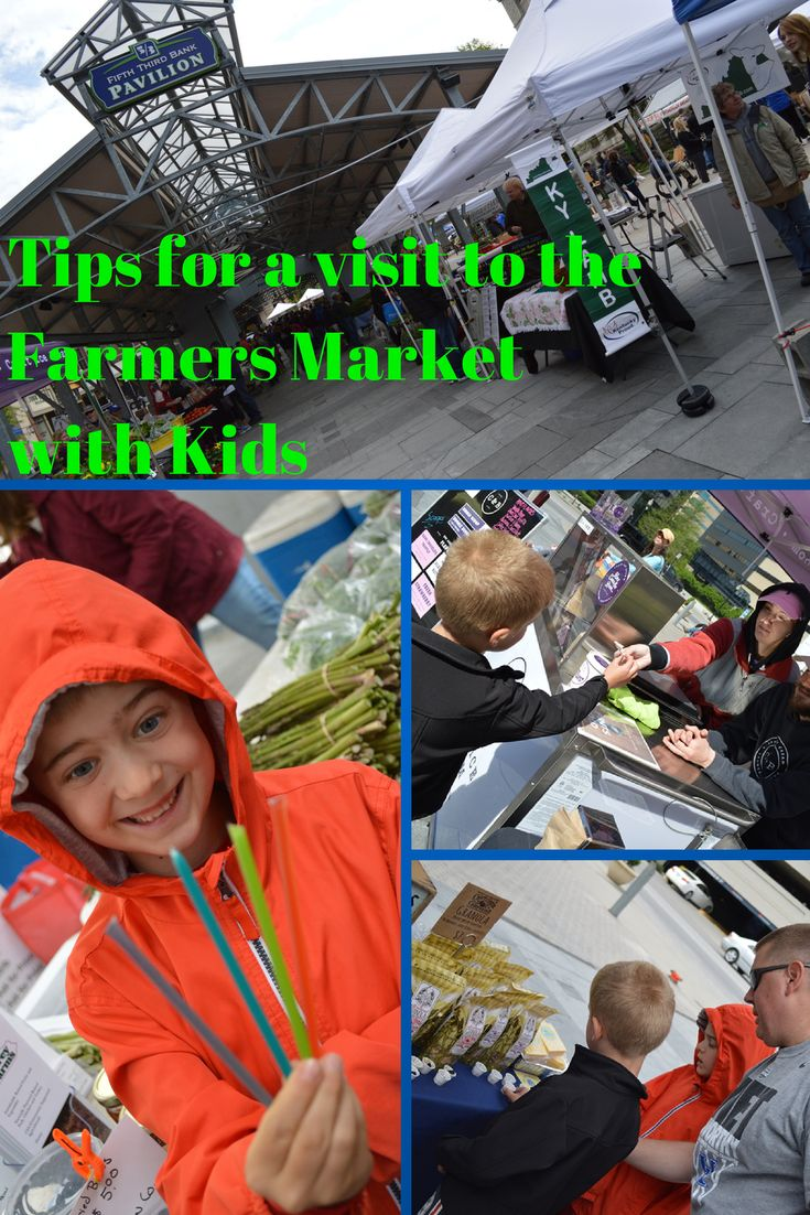 Tips for Visiting the Farmers Market with