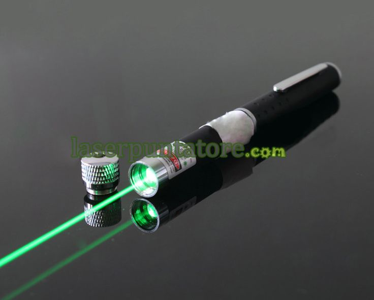 Lasciate che ti piace davvero puntatore laser 100mw verde.