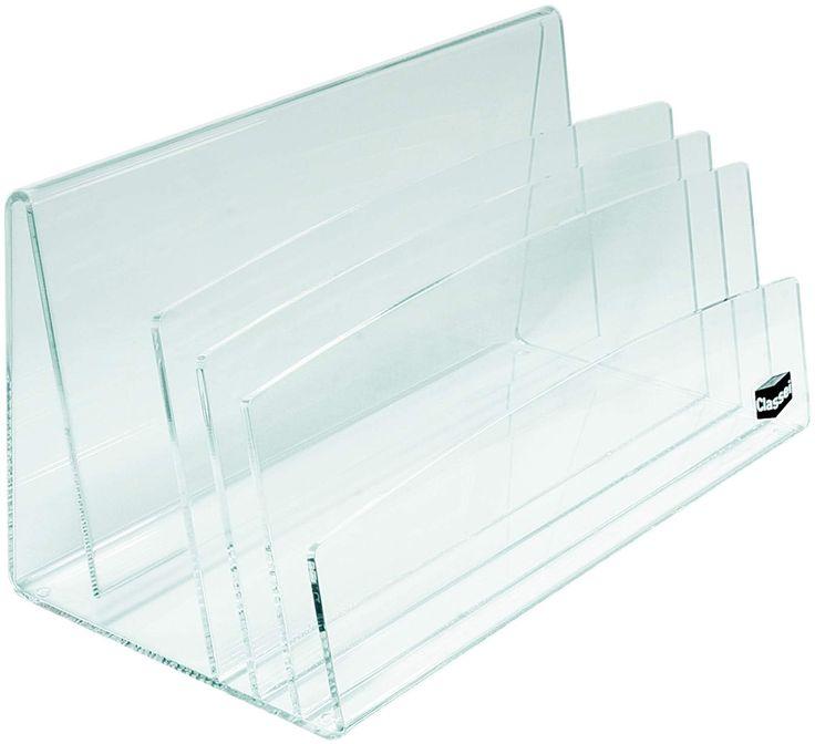 Classei Planständer, aus Acrylglas, für das ZPM-System: Amazon.de: Bürobedarf & Schreibwaren