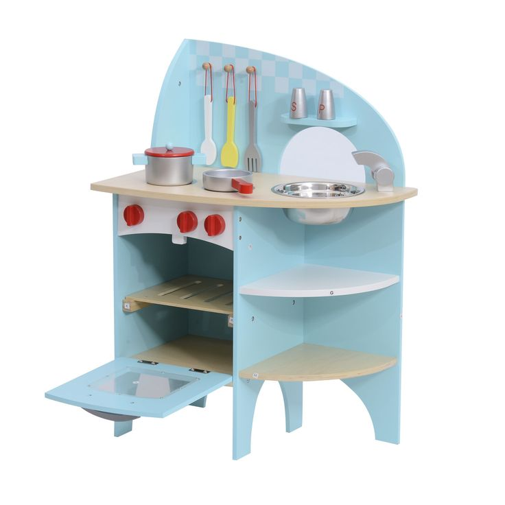 M s de 1000 ideas sobre cocinas de juguete en pinterest - Cocinitas de madera infantiles baratas ...