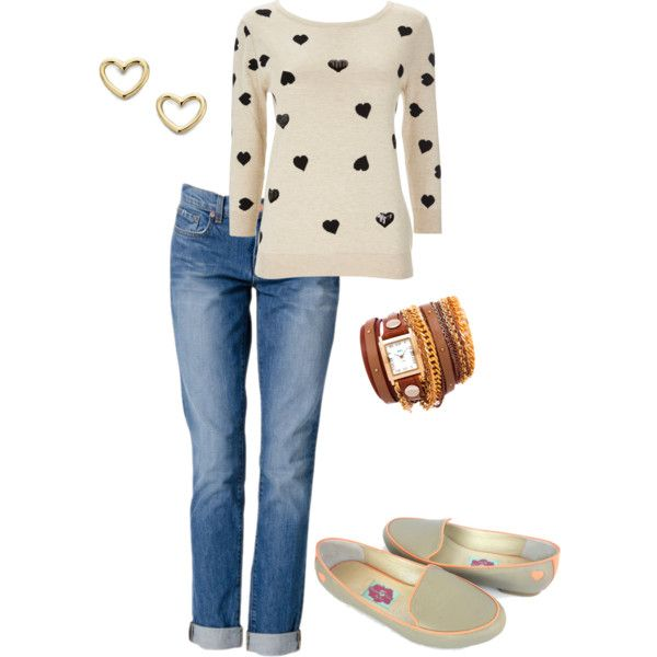 """Casual Outfit"" by eriarango on Polyvore"