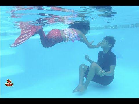 Mermaid VS Shark Eggedon Using Real Eggs Roulette Game | Toys Academy - YouTube