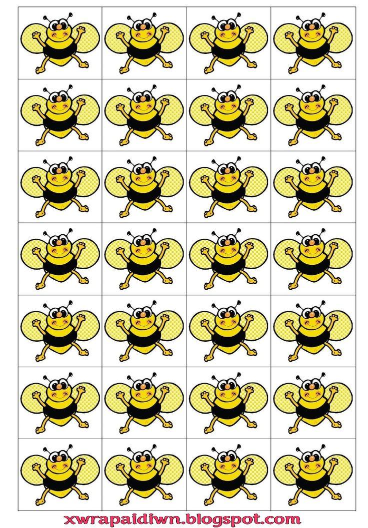ΠΑΙΧΝΙΔΙ ΜΝΗΜΗΣ     Εκτυπώνετε την ακόλουθη καρτέλα, στην οποία υπάρχουν σε ζεύγη εικόνες σχετικές με τη ζωή της μέλισσας (μέλισσα, κυψέλ...
