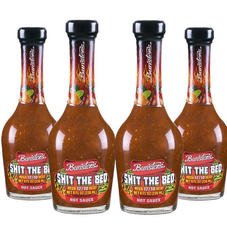 Shit the Bed Hot Sauce - Gift for Him