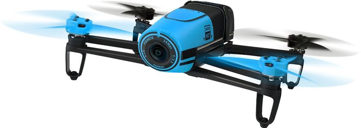 Parrot Bebop Drone Quadcopter w/ Camera Records in HD and Tracks With GPS -  #camera #drone #gps #parrot #quadcopter #spy