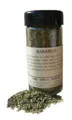 Marjoram   http://www.thespicehouse.com/spices/dehydrated-marjoram#content