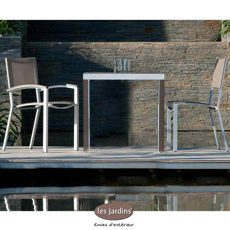 Top 15 ideas about tables par les jardins on pinterest - Stratifie haute pression ...